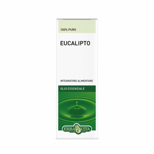Olio Essenziale Eucalipto Erba Vita