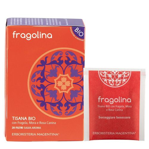 Tisana Fragolina di Erboristeria Magentina