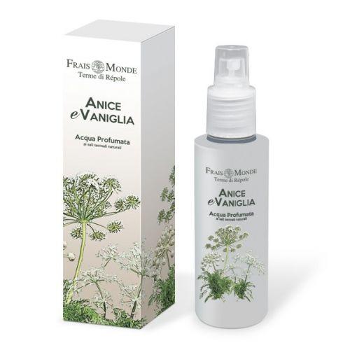 Anice e Vaniglia Acqua Spray di Frais Monde