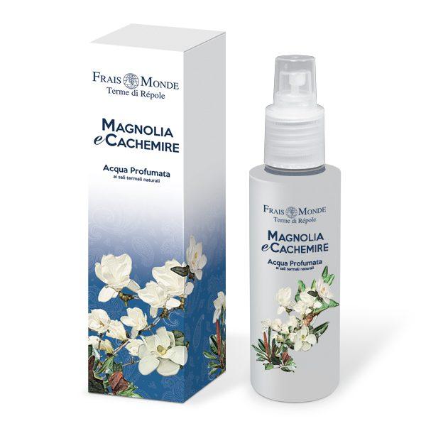 Magnolia e Cachemire Acqua Spray di Frais Monde