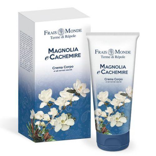 Magnolia e Cachemire Crema Corpo di Frais Monde