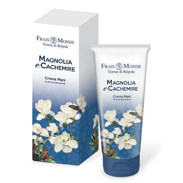 Magnolia e Cachemire Crema Mani di Frais Monde