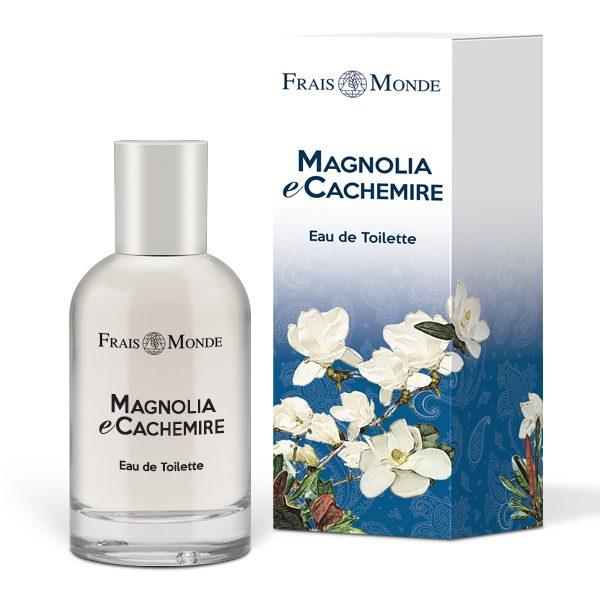 Magnolia e Cachemire Eau de Toilette di Frais Monde