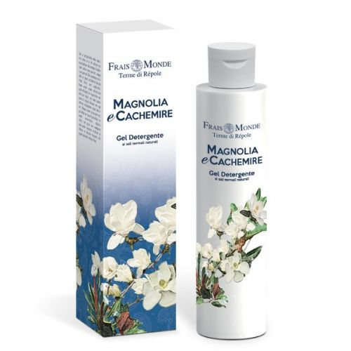 Magnolia e Cachemire Gel Detergente Viso di Frais Monde