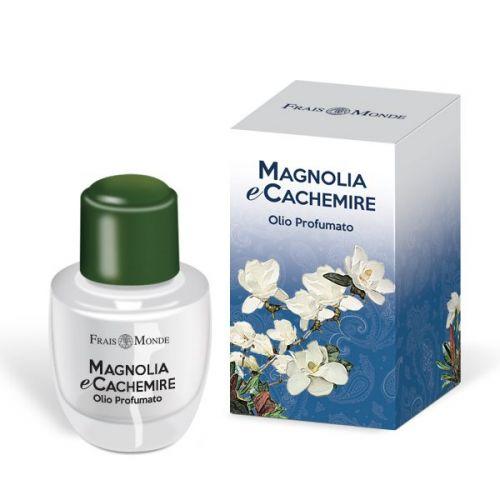 Magnolia e Cachemire Olio Profumato di Frais Monde