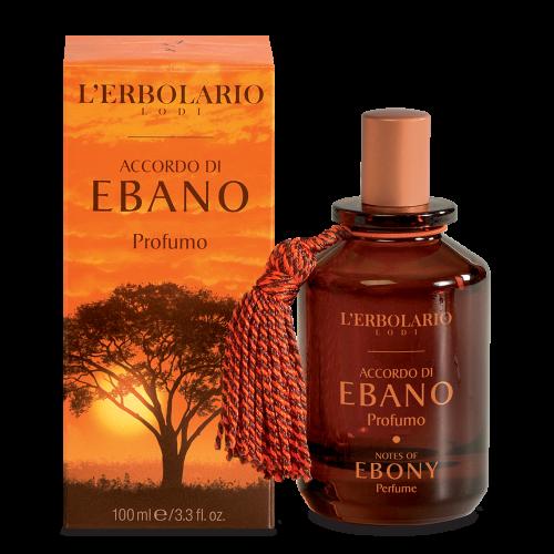 Accordo di Ebano Profumo 100ml di Erbolario