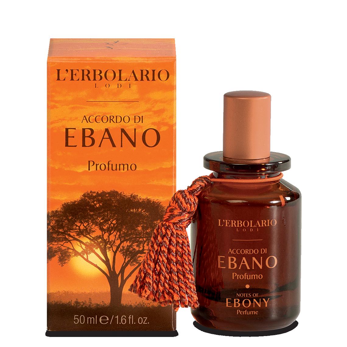 Accordo di Ebano Profumo 50ml di Erbolario