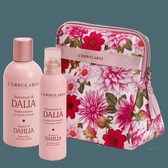 Sfumature di Dalia Beauty-Set Corolla di Erbolario