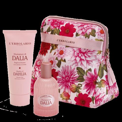 Sfumature di Dalia Beauty-Set Foglia di Erbolario