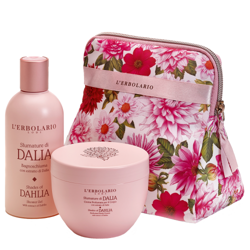 Sfumature di Dalia Beauty-Set Petalo di Erbolario