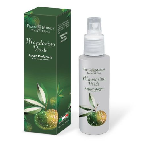Mandarino Verde Acqua Spray di Frais Monde