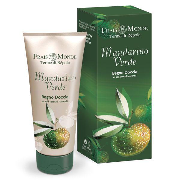 Mandarino Verde Bagnoschiuma di Frais Monde