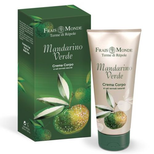 Mandarino Verde Crema Corpo di Frais Monde
