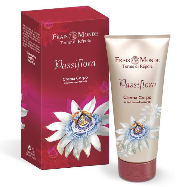 Passiflora Crema Corpo di Frais Monde