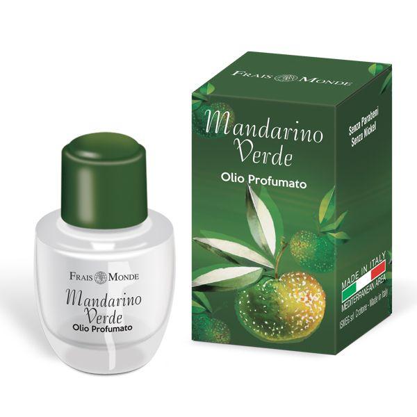 Mandarino Verde Olio Profumato di Frais Monde