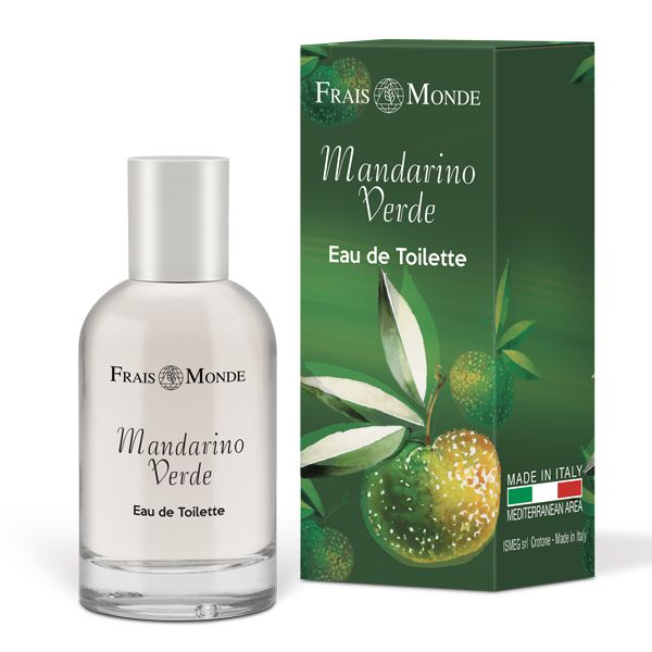 Mandarino Verde Eau de Toilette di Frais Monde