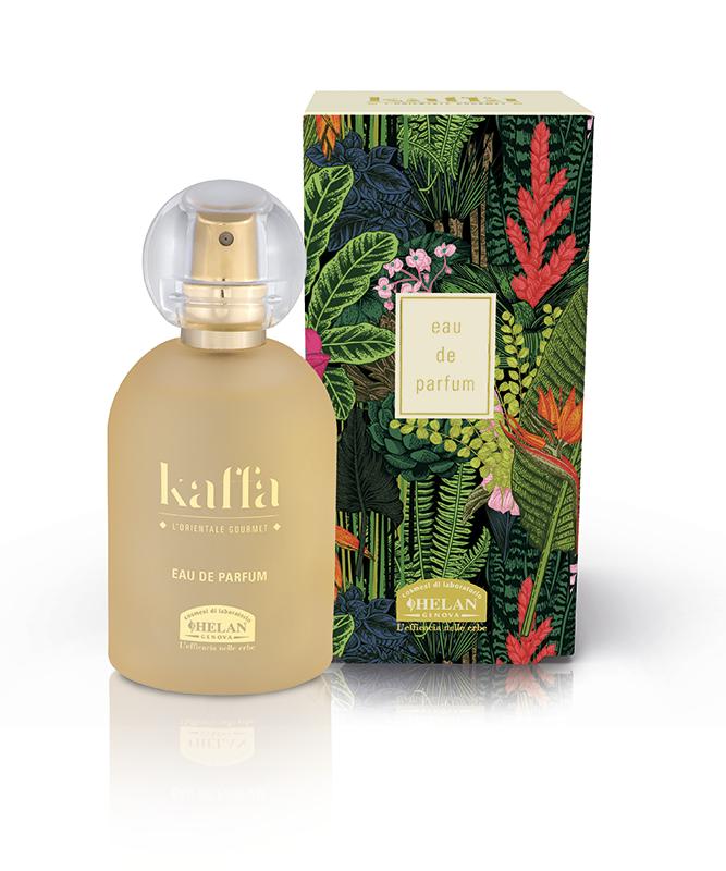 Kaffa Eau de Parfum di Helan