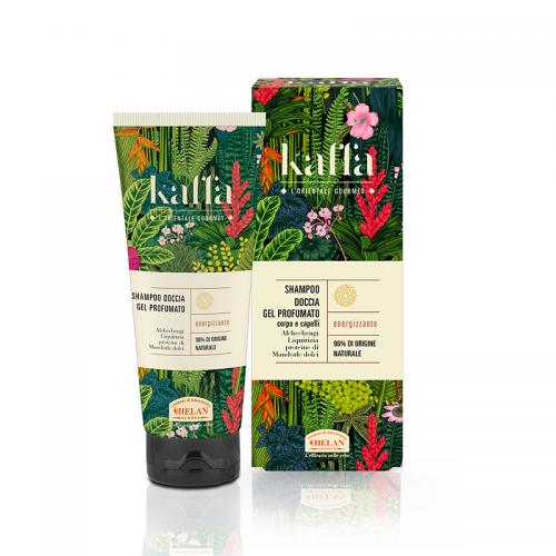 Kaffa Shampoo Doccia Gel di Helan
