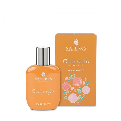 Chinotto Rosa Eau de Toilette di Nature's