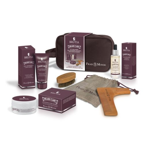 Brutia Beauty Set Cura Barba di Frais Monde