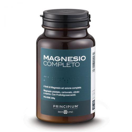 Magnesio Completo in Polvere Principium di Bios Line