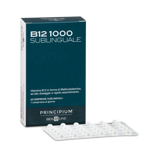 Vitamina B12 1000 Sublinguale di Bios Line