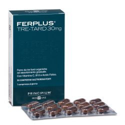 Principium FerPlus Tre-Tard 30mg di Bios Line