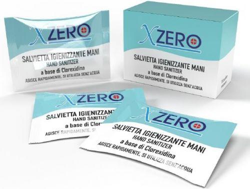 Salviette Igienizzanti XZERO di Frais Monde