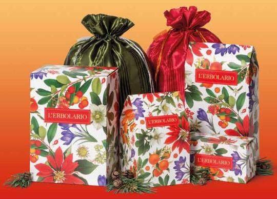 confezioni regalo erbolario