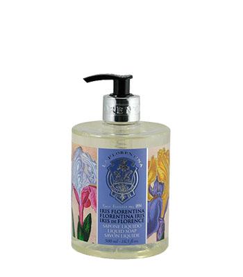 Iris Florentina Sapone Liquido La Florentina