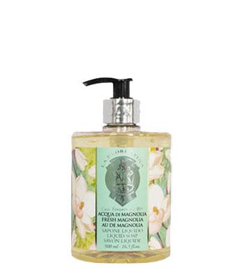 Acqua di Magnolia Sapone Liquido La Florentina