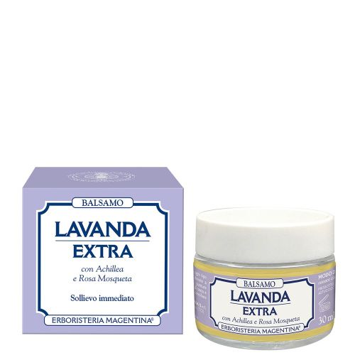 Lavanda Extra Balsamo di Erboristeria Magentina