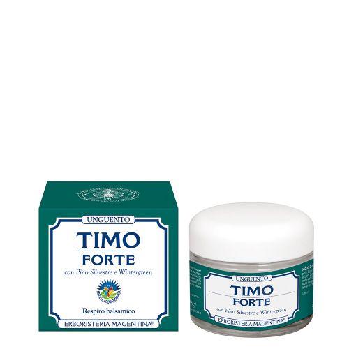 Timo Forte Unguento di Erboristeria Magentina