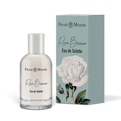 Rosa Bianca Eau de Toilette Frais Monde
