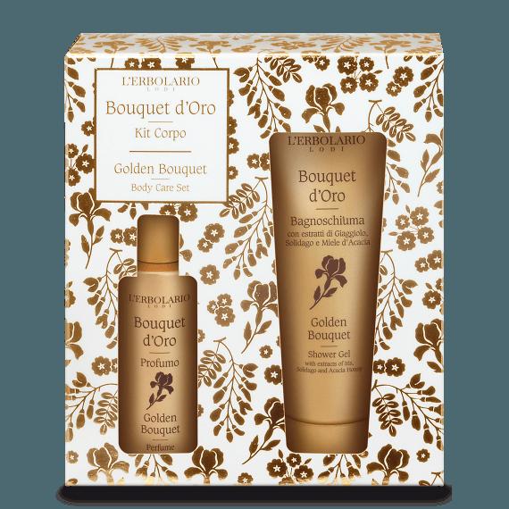 Bouquet d'Oro Kit Corpo di Erbolario